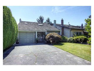 Photo 1: 4240 CANDLEWOOD Drive in Richmond: Boyd Park House for sale : MLS®# V908460