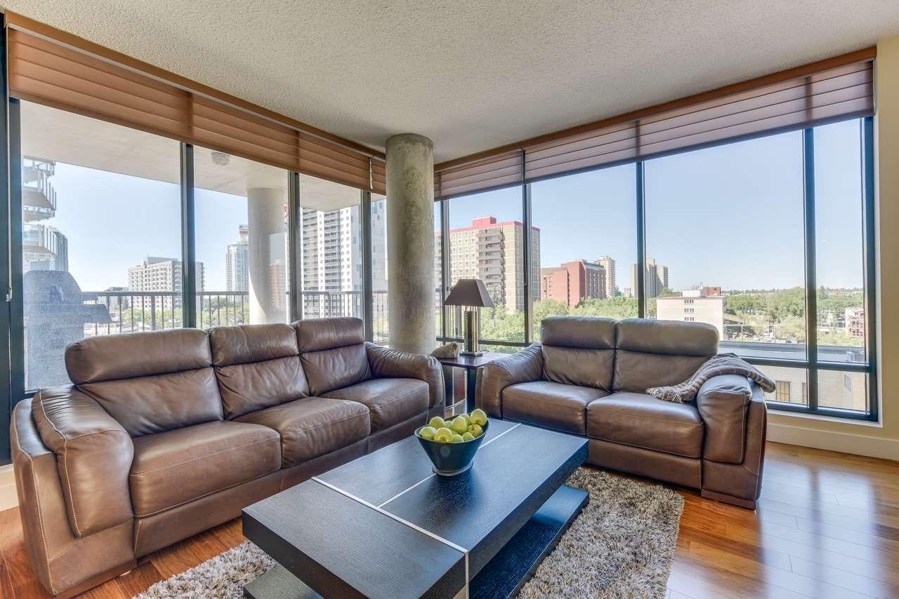 Photo 5: Photos: 601 11933 JASPER Avenue in Edmonton: Zone 12 Condo for sale : MLS®# E4233069