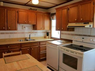 Photo 2: 1190 Magnus Avenue in WINNIPEG: North End Residential for sale (North West Winnipeg)  : MLS®# 1420549