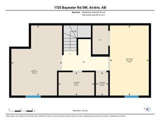 Photo 40: 1725 Baywater Road SW: Airdrie Detached for sale : MLS®# A1071349