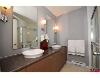 """Photo 6: 64 15075 60TH Avenue in Surrey: Sullivan Station Townhouse for sale in """"NATURE'S WALK"""" : MLS®# F2903783"""