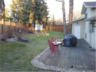 Photo 18: 23 Linacre Road in Winnipeg: Fort Richmond Residential for sale (1K)  : MLS®# 1629235