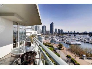 Photo 4: 507 1288 MARINASIDE Crest in Vancouver: Yaletown Condo for sale (Vancouver West)  : MLS®# V942487