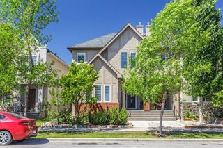 Main Photo: 919 Wentworth Rise SW in Calgary: West Springs Semi Detached for sale : MLS®# A1125831