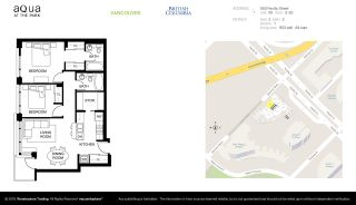 """Photo 22: 305 550 PACIFIC Street in Vancouver: Yaletown Condo for sale in """"AQUA AT THE PARK"""" (Vancouver West)  : MLS®# R2580655"""