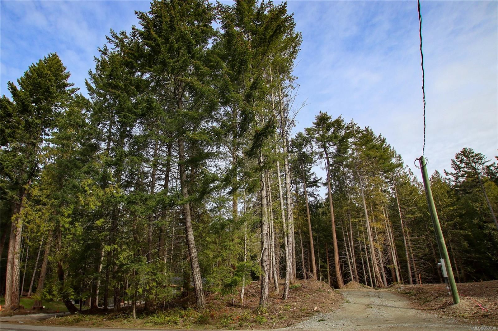 Main Photo: 3614 Jolly Roger Cres in : GI Pender Island Land for sale (Gulf Islands)  : MLS®# 869738