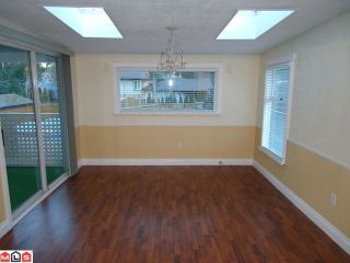 Photo 6: 2886 ASH Street in Abbotsford: Central Abbotsford House for sale : MLS®# F1028366