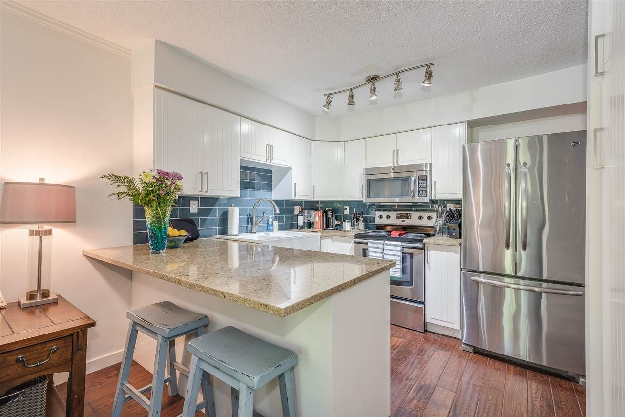 """Main Photo: 120 67 MINER Street in New Westminster: Fraserview NW Condo for sale in """"FRASERVIEW"""" : MLS®# R2281463"""