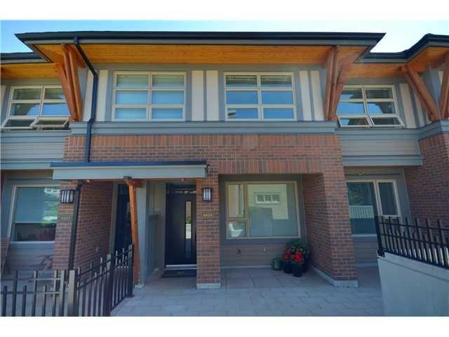 Main Photo: 4525 PRINCE ALBERT Street in Vancouver: Fraser VE Condo for sale (Vancouver East)  : MLS®# V963558