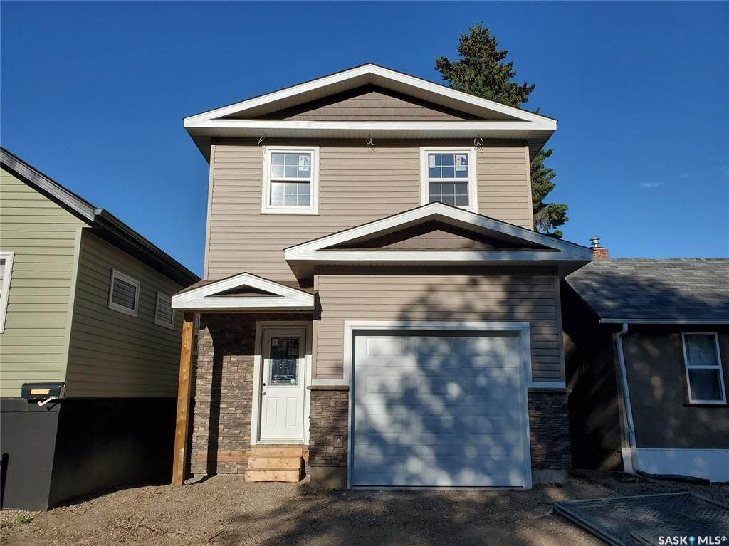 Main Photo: 1430 D Avenue North in Saskatoon: Mayfair Residential for sale : MLS®# SK840034