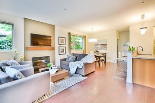 Photo 4: 98 9229 UNIVERSITY Crescent in Burnaby: Simon Fraser Univer. Townhouse for sale (Burnaby North)  : MLS®# R2179204