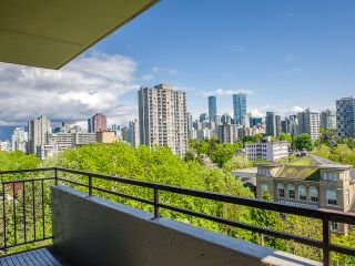 "Photo 16: 1106 1725 PENDRELL Street in Vancouver: West End VW Condo for sale in ""STRATFORD PLACE"" (Vancouver West)  : MLS®# R2064309"