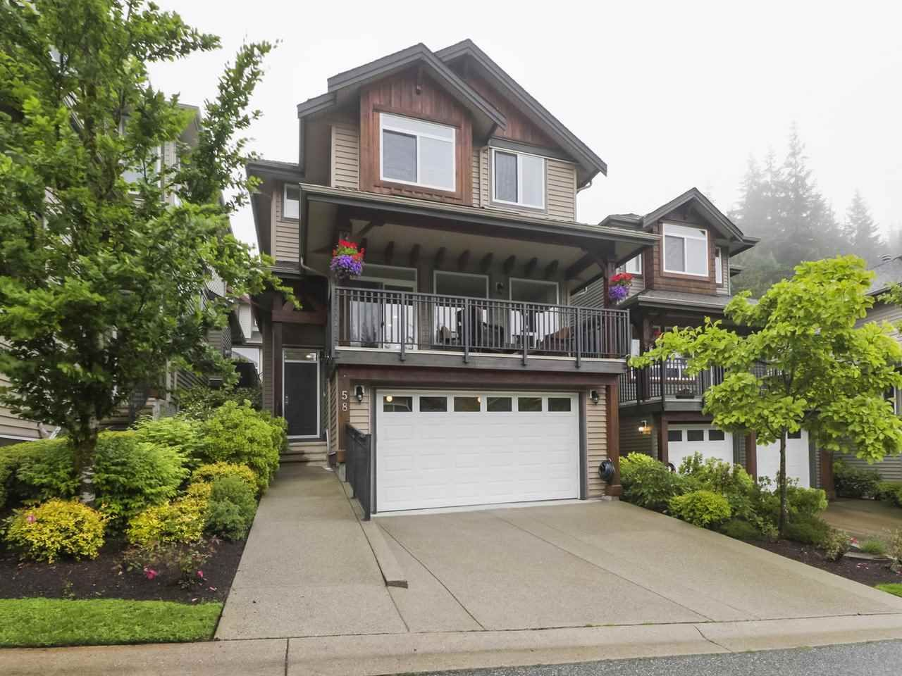 Main Photo: 58 1701 PARKWAY BOULEVARD in Coquitlam: Westwood Plateau House for sale : MLS®# R2465784