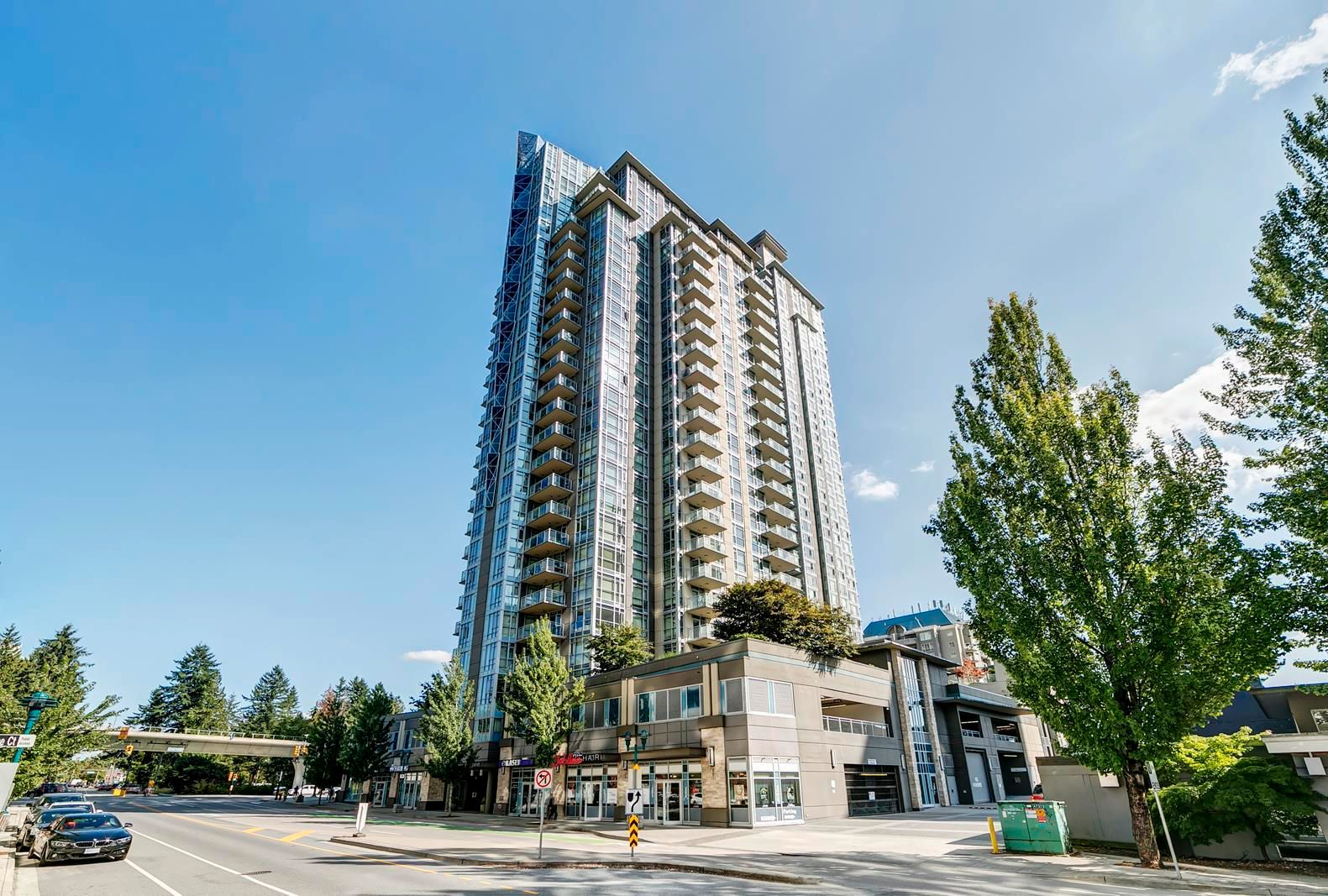 """Main Photo: 1603 3008 GLEN Drive in Coquitlam: North Coquitlam Condo for sale in """"M2 by Cressey"""" : MLS®# R2601038"""