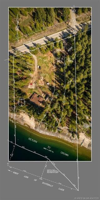 Photo 13: Lot 3 HIGHWAY 3A (NINE MILE) in Nelson: Vacant Land for sale : MLS®# 2455963