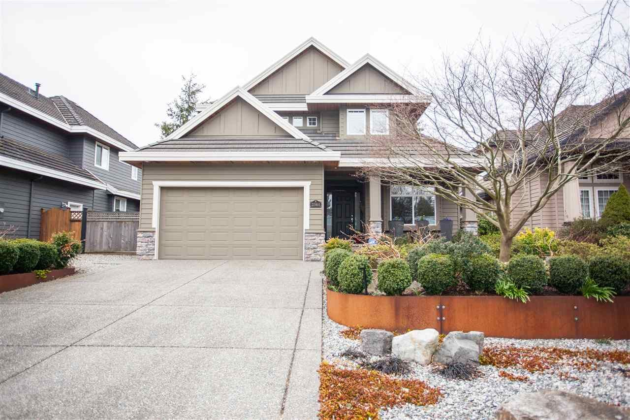 """Main Photo: 2361 150 Street in Surrey: Sunnyside Park Surrey House for sale in """"MERIDIAN HEIGHTS"""" (South Surrey White Rock)  : MLS®# R2559495"""