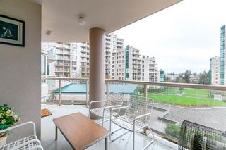 """Photo 13: 404 1199 EASTWOOD Street in Coquitlam: North Coquitlam Condo for sale in """"THE SELKIRK"""" : MLS®# R2151321"""