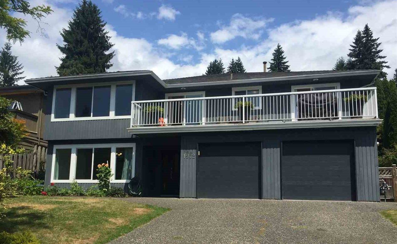 Main Photo: 1972 DUNROBIN CRESCENT in North Vancouver: Blueridge NV House for sale : MLS®# R2391503