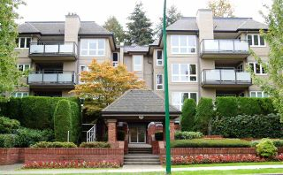 """Photo 1: # 404 - 3950 Linwood Street in Burnaby: Burnaby Hospital Condo for sale in """"CASCADE VILLAGE/ THE PALLISADES"""" (Burnaby South)  : MLS®# R2114908"""