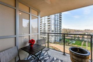 "Photo 13: 607 575 DELESTRE Avenue in Coquitlam: Coquitlam West Condo for sale in ""CORA"" : MLS®# R2530484"