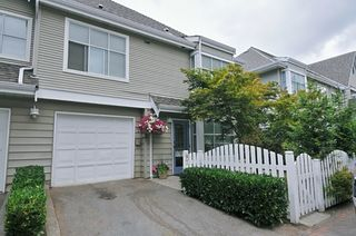 "Photo 2: 97 12099 237TH Street in Maple Ridge: East Central Townhouse for sale in ""THE GABRIOLA"" : MLS®# V843157"