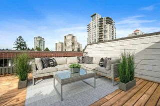 """Photo 3: 310 737 HAMILTON Street in New Westminster: Uptown NW Condo for sale in """"The Courtyards"""" : MLS®# R2589228"""
