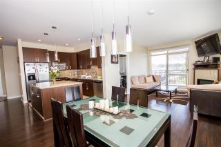 "Photo 12: 306 288 HAMPTON Street in New Westminster: Queensborough Condo for sale in ""VIA"" : MLS®# R2183849"