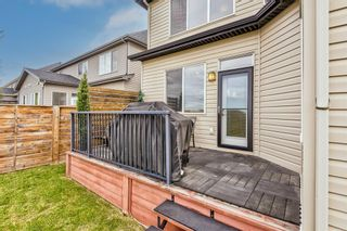 Photo 32: 105 Rainbow Falls Boulevard: Chestermere Semi Detached for sale : MLS®# A1144465
