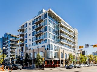 Main Photo: 601 1087 2 Avenue NW in Calgary: Sunnyside Apartment for sale : MLS®# A1088447