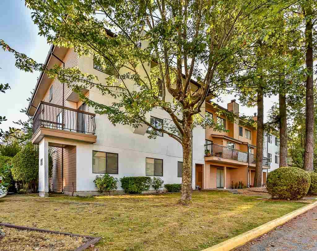 Main Photo: 204 13316 71B Avenue in Surrey: West Newton Townhouse for sale : MLS®# R2205560