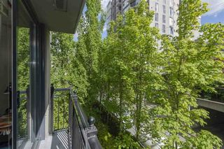 """Photo 13: 302 1650 W 7TH Avenue in Vancouver: Fairview VW Condo for sale in """"VIRTU"""" (Vancouver West)  : MLS®# R2591828"""