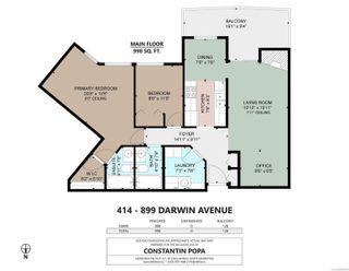 Photo 23: 414 899 Darwin Ave in : SE Swan Lake Condo for sale (Saanich East)  : MLS®# 882858