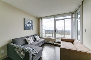 "Photo 2: 702 9009 CORNERSTONE Mews in Burnaby: Simon Fraser Univer. Condo for sale in ""the Hub"" (Burnaby North)  : MLS®# R2548180"