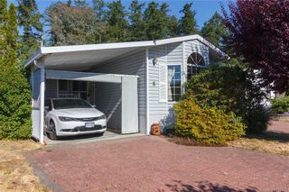 Photo 1: 6 7583 Central Saanich Rd in Central Saanich: CS Hawthorne Manufactured Home for sale : MLS®# 770137