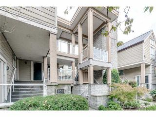 Photo 1: 103 953 W 8th Avenue in Vancovuer: Fairview VW Condo for sale (Vancouver West)  : MLS®# V1094473