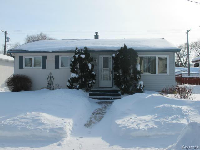 Main Photo:  in WINNIPEG: Transcona Residential for sale (North East Winnipeg)  : MLS®# 1402119