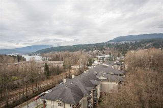 """Photo 17: 1105 301 CAPILANO Road in Port Moody: Port Moody Centre Condo for sale in """"The Residences"""" : MLS®# R2443780"""