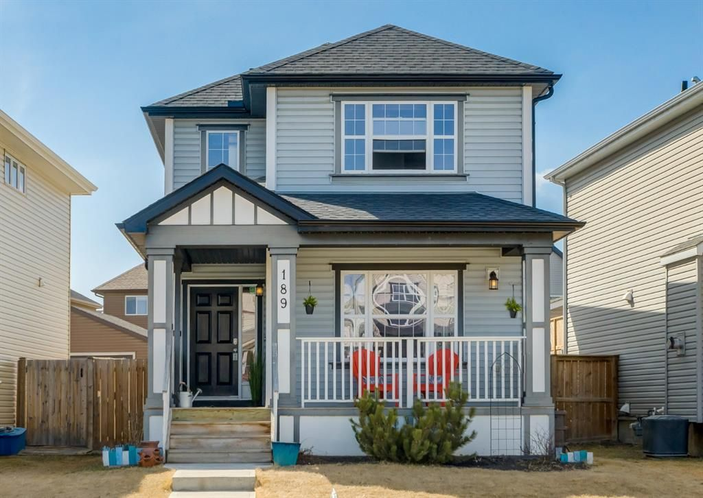 Main Photo: 189 COPPERPOND Road SE in Calgary: Copperfield Detached for sale : MLS®# A1091868