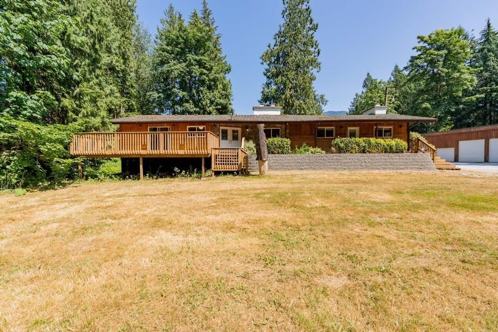 Main Photo: 13796 STAVE LAKE Road in Mission: Durieu House for sale : MLS®# R2602703