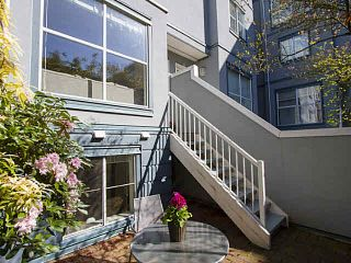 """Photo 6: 5 877 W 7TH Avenue in Vancouver: Fairview VW Townhouse for sale in """"Emerald Court"""" (Vancouver West)  : MLS®# V1119210"""