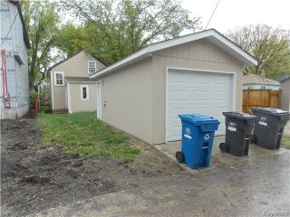 Photo 2: 755 Garwood Avenue in Winnipeg: Crescentwood Residential for sale (1B)  : MLS®# 1713205