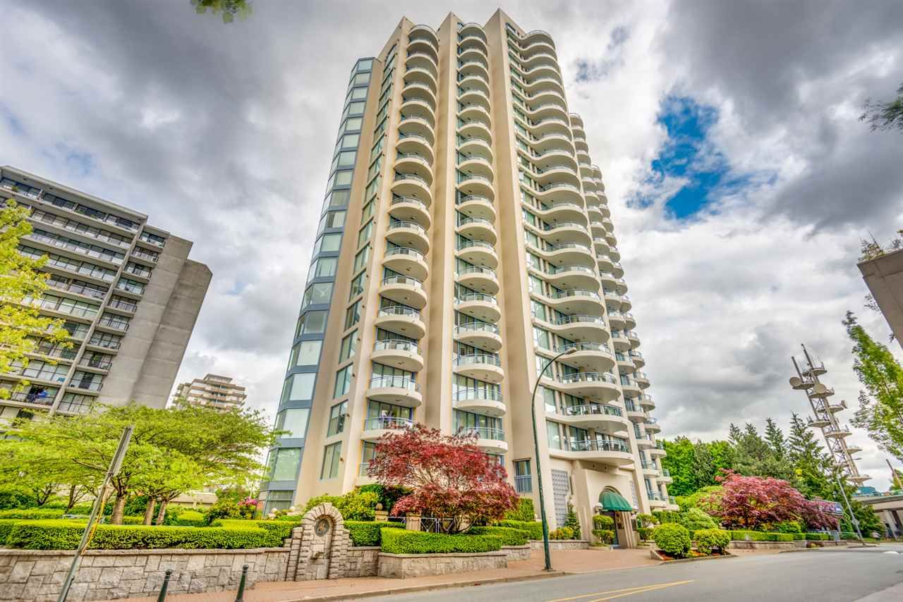"""Main Photo: 1701 719 PRINCESS Street in New Westminster: Uptown NW Condo for sale in """"Stirling Place"""" : MLS®# R2302246"""