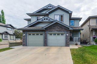 Main Photo: 2 1730 LEGER Gate in Edmonton: Zone 14 House Half Duplex for sale : MLS®# E4259154
