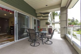 """Photo 18: 33 4001 OLD CLAYBURN Road in Abbotsford: Abbotsford East Townhouse for sale in """"Cedar Springs"""" : MLS®# R2166092"""