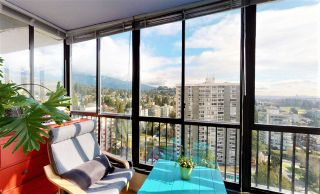 "Photo 10: 1703 650 16TH Street in West Vancouver: Ambleside Condo for sale in ""Westshore Place"" : MLS®# R2543449"
