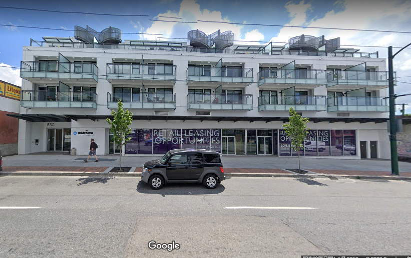 Main Photo: 620 E Broadway Street in Vancouver: Retail for lease (Vancouver East)