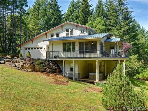 Main Photo: 636 Gowlland Rd in VICTORIA: Hi Western Highlands House for sale (Highlands)  : MLS®# 731685