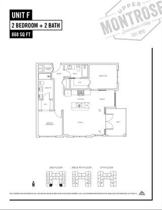 "Photo 9: 209 2485 MONTROSE Avenue in Abbotsford: Central Abbotsford Condo for sale in ""Upper Montrose"" : MLS®# R2341413"