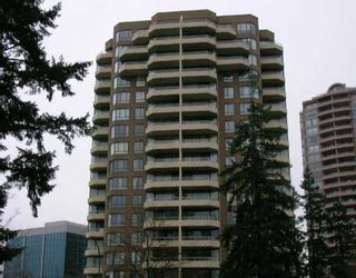 "Photo 1: 5790 PATTERSON Ave in Burnaby: Metrotown Condo for sale in ""REGENT"" (Burnaby South)  : MLS®# V633199"