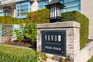"Photo 2: 702 9232 UNIVERSITY Crescent in Burnaby: Simon Fraser Univer. Condo for sale in ""NOVO II"" (Burnaby North)  : MLS®# R2591345"